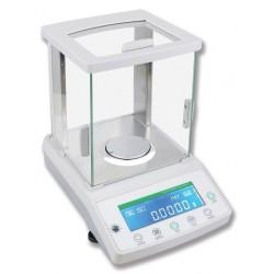 Balanza analítica con calibración externa ( 0,1 mg)