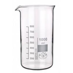 Vaso de vidrio graduado 150 ML