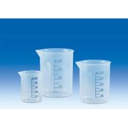 Vaso de plástico de polipropileno