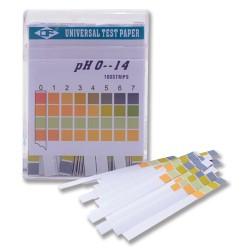 Papel pH en cajitas